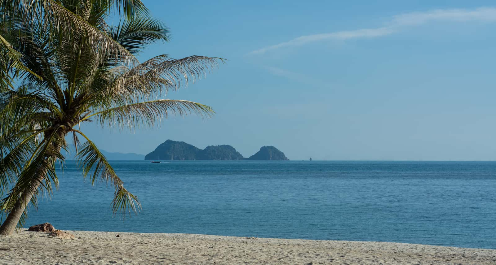Om Detox and The Retreat, Retreat on the beach in Thailand