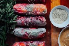 Antioxidant rolls