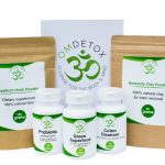 Complete 7 Day Detox cleanse for home use
