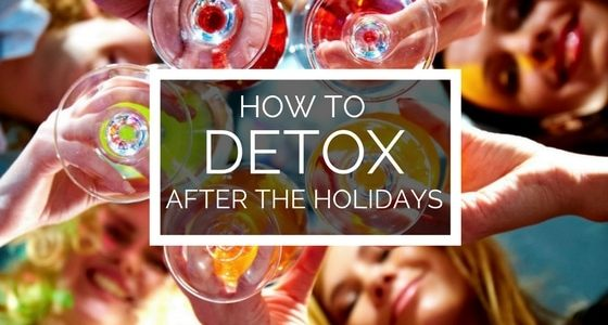 Detox from the Holidays