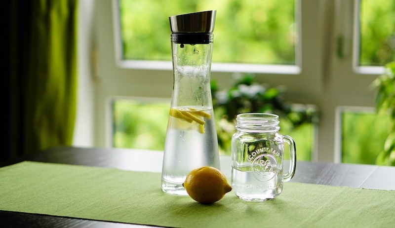 Help your body cleanse with a detox water