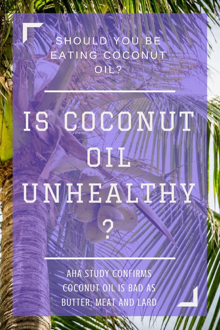 Is Coconut oil Unhealthy