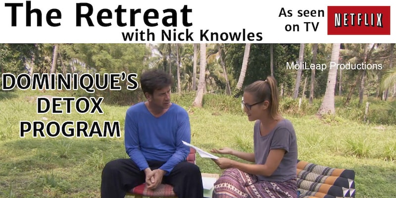 The Retreat with Nick Knowles 7 day detox program
