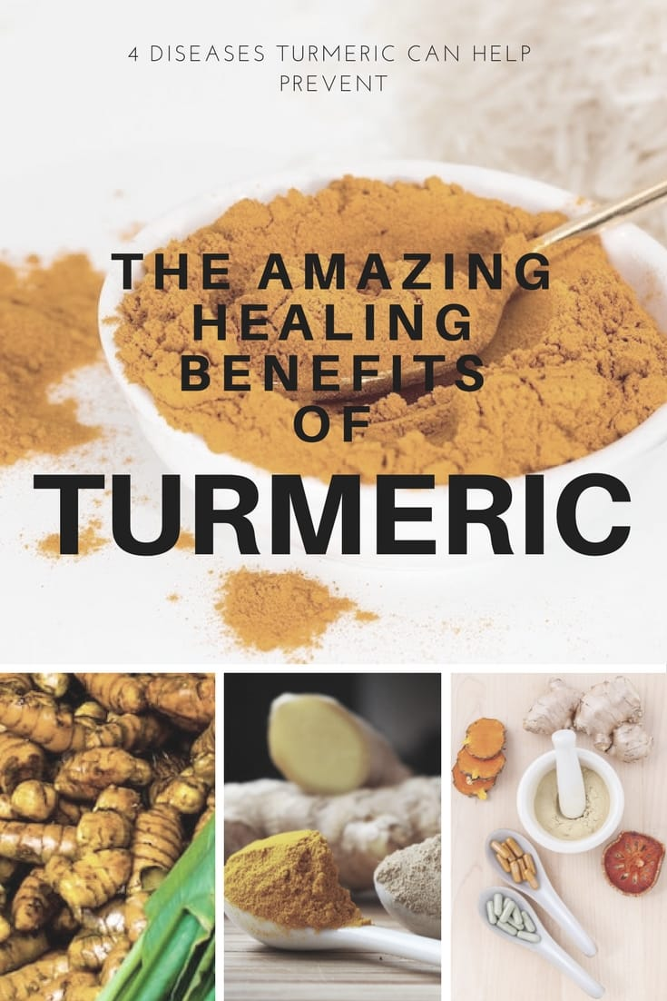 The Amazing benefits of Turmeric
