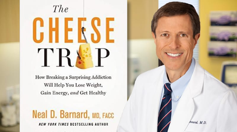 Is cheese healthy, the cheese trap