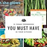 15 Vegan cookbooks