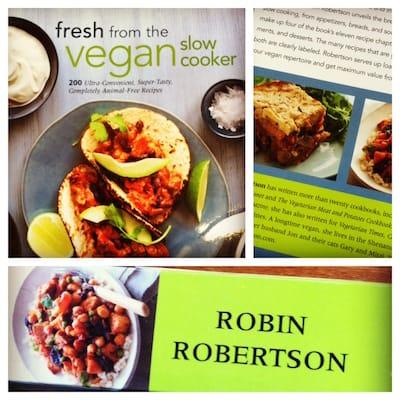 15 Must have Vegan Cookbooks - Fresh from the Vegan Slow Cooker