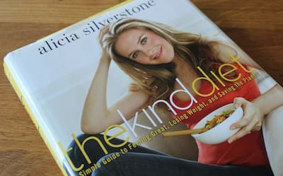 15 Must have Vegan Cookbooks - The Kind Diet, Alicia Silverstone