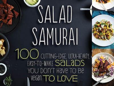 15 Must have Vegan Cookbooks - Salad Samurai