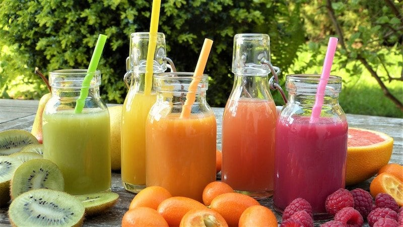 Doing a detox juice cleanse will rejuvenate your body