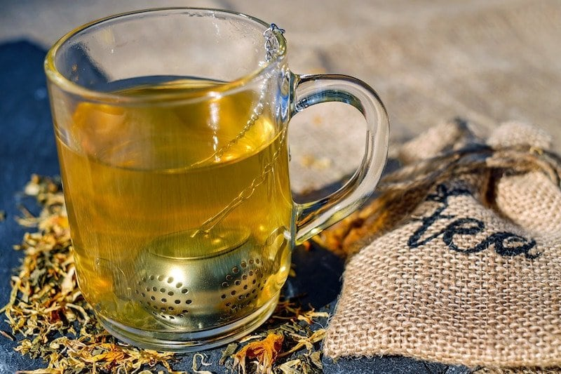 Help your body cleanse with Detox Tea