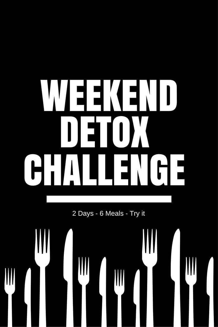 OMDetox Weekend Detox Challenge