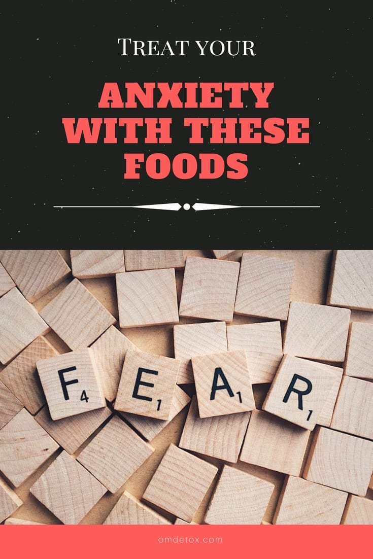 Treating Anxiety with Diet