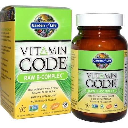 Vitamin Raw B-Complex