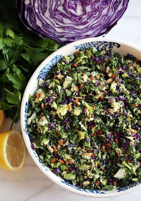 Weekend Detox Challenge - Detox Salad