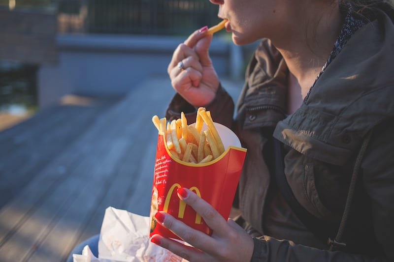 6 Worst Foods For Digestion - Mcdonalds