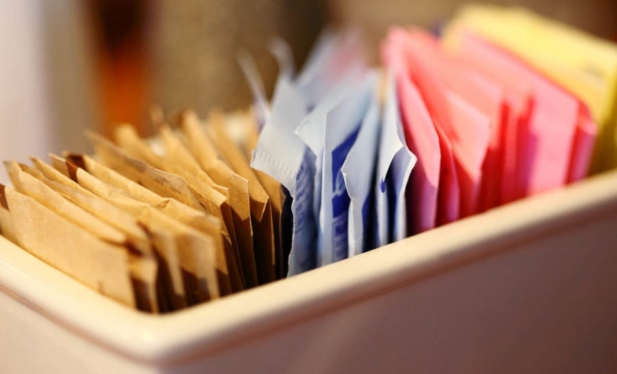 6 Worst Foods for Digestion - Artificial Sweeteners