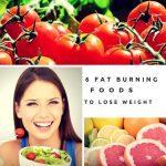 6 Fat Burning Foods