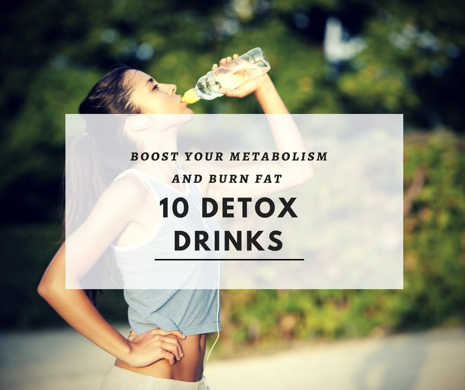 10 best detox drinks omdetox