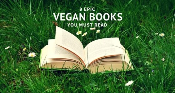 9 Must have Vegan Books on Amazon