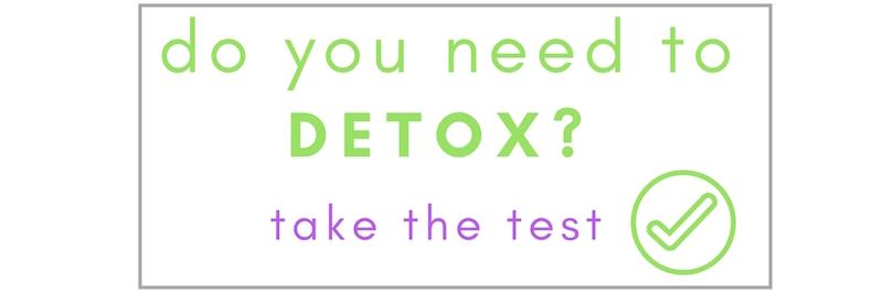 OMDetox Health Quiz