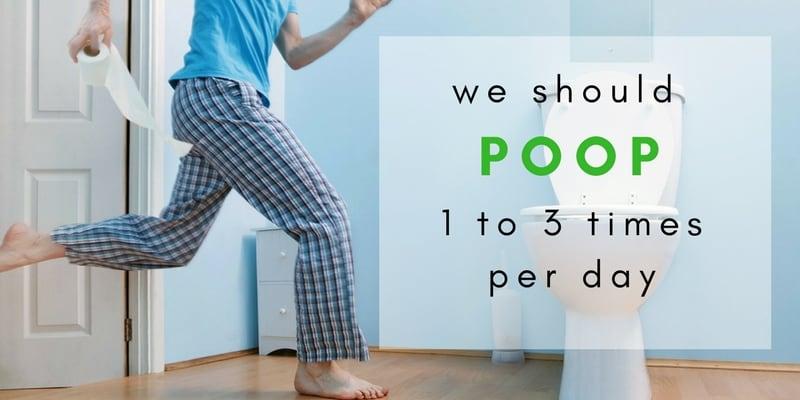 What is normal poop