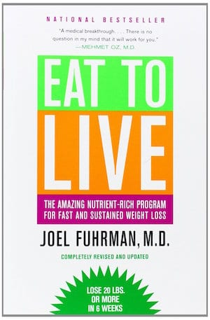Vegan Books - Eat To Live