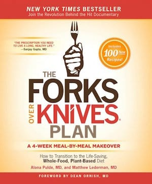 Vegan Books - Forks Over Knives