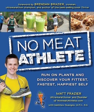 Vegan Books - No Meat Athlete