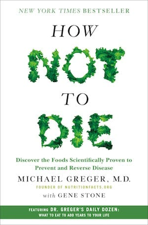 Vegan Books - How Not To Die