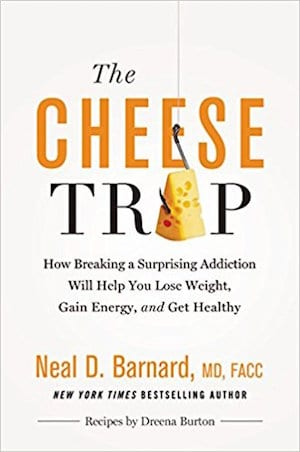 Vegan Books - The Cheese Trap