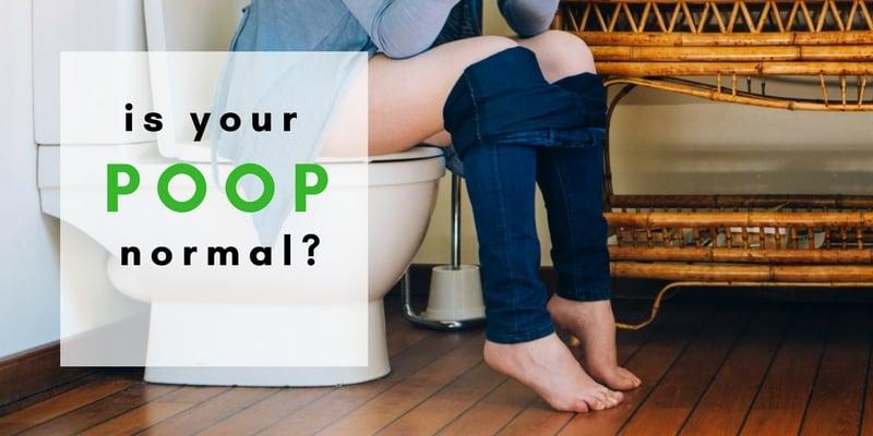 Is your poop normal