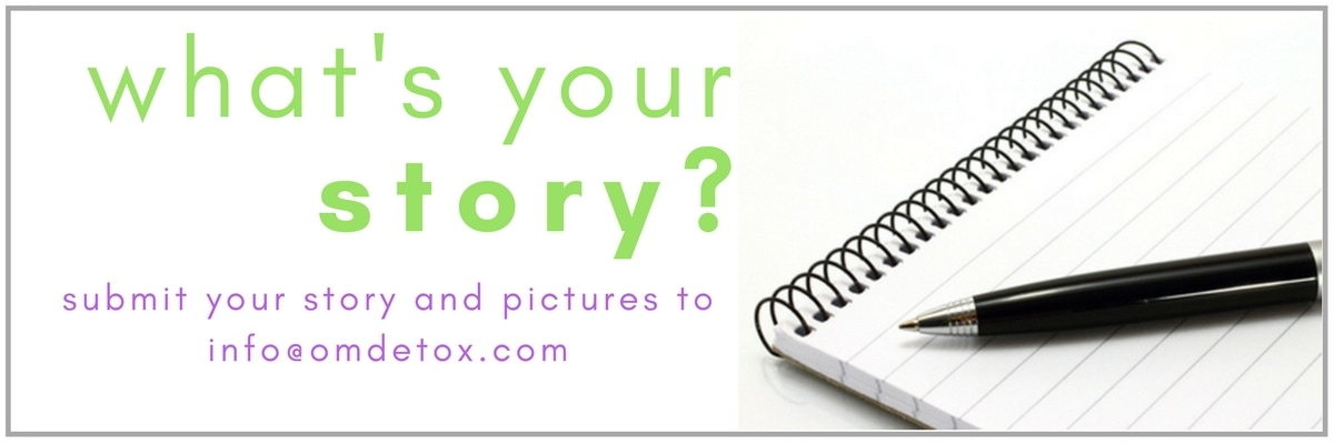what's your story -omdetox stories