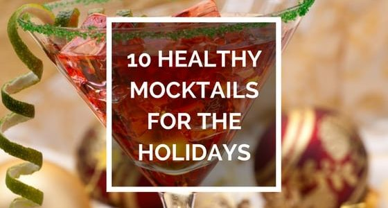 10 Best Holiday Mocktails for the holidays