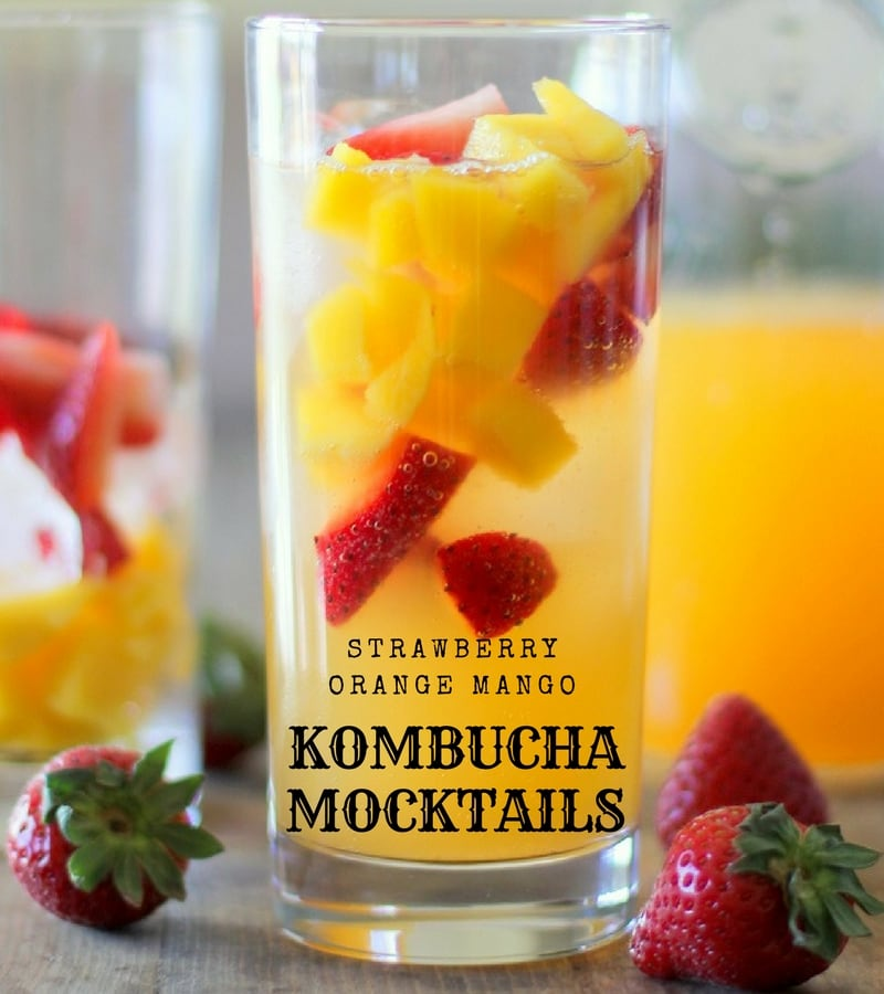 10 Healthy Mocktail Recipes For The Holidays