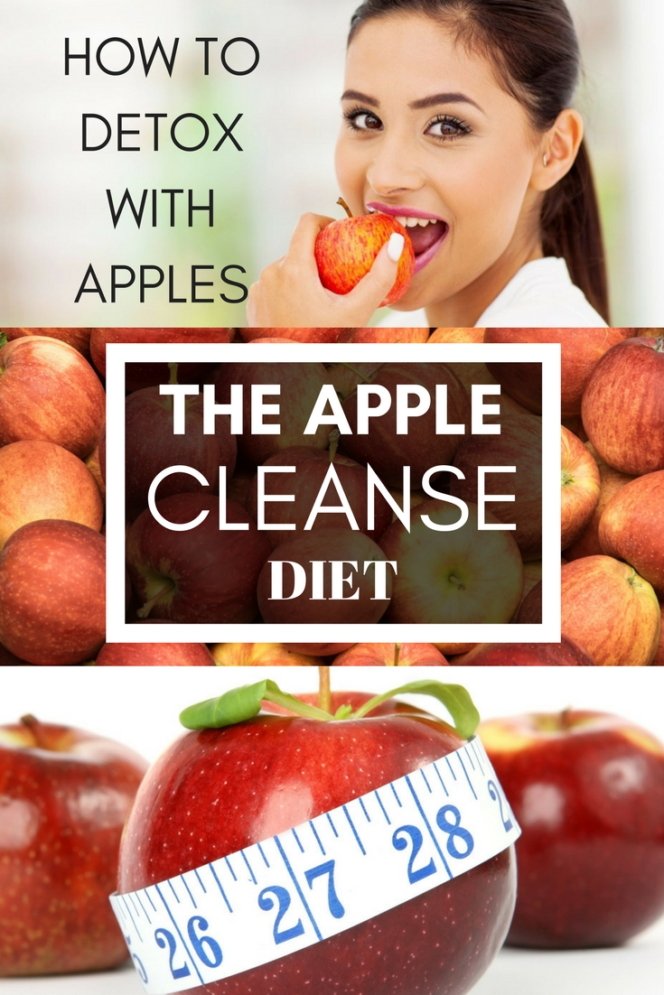 2-Day Apple Cleanse Diet