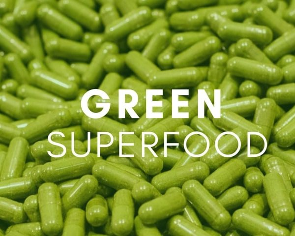 Green Superfoods Daily Supplements