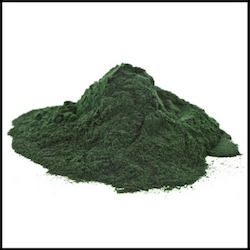 OMDetox Green Superfood supplements - spirulina powder