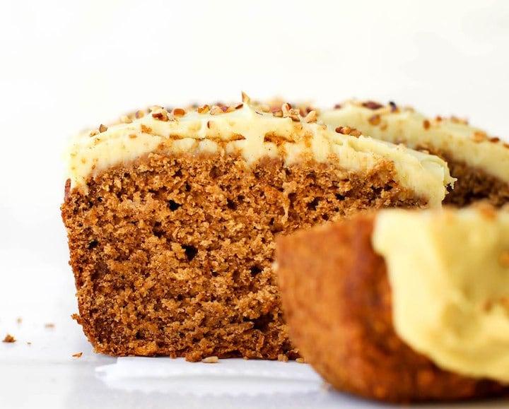 OMDetox Sugar-Free Desserts - Chai Spiced Bread
