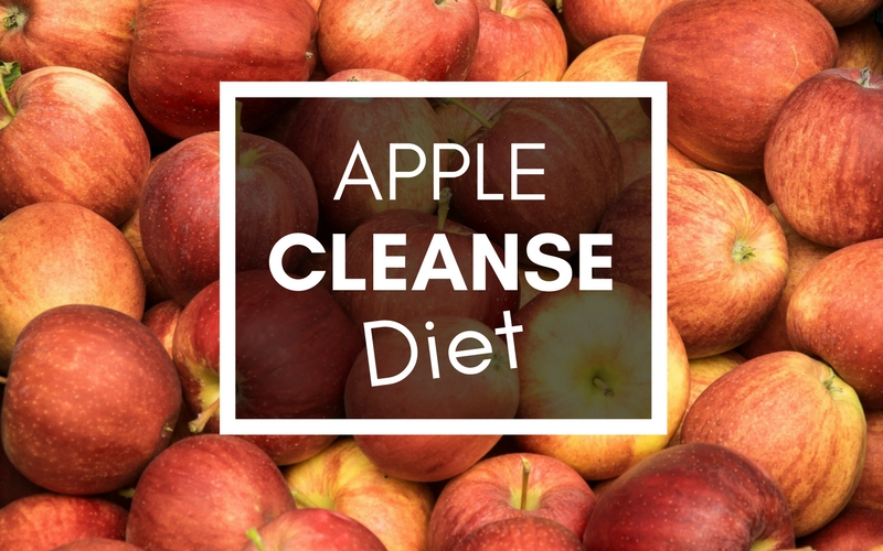 The 2-day Apple Cleanse Diet