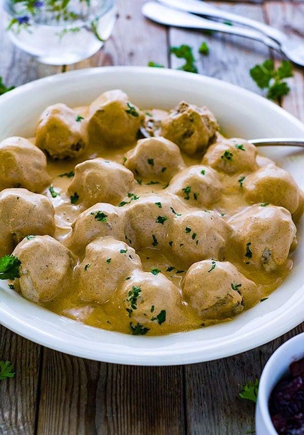 OMDeto Gluten-Free Vegan - Lentil Meatballs