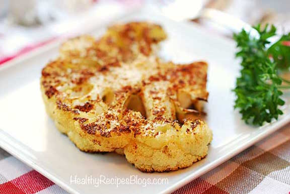 OMDetox Cancer Prevention - Cauliflower Steak