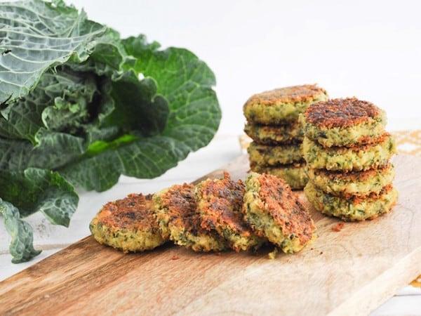OMDetox Gluten-Free Vegan - Green Falafels