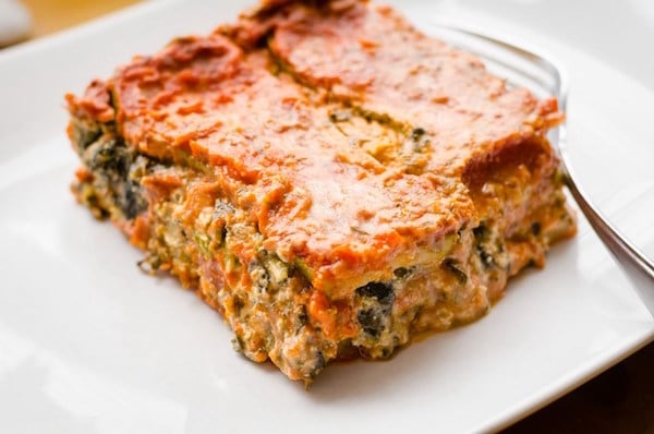 OMDetox Gluten-Free Vegan - Lasagne