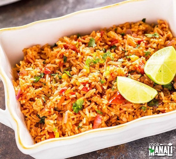 OMDetox Gluten-Free Vegan - Mexican Rice