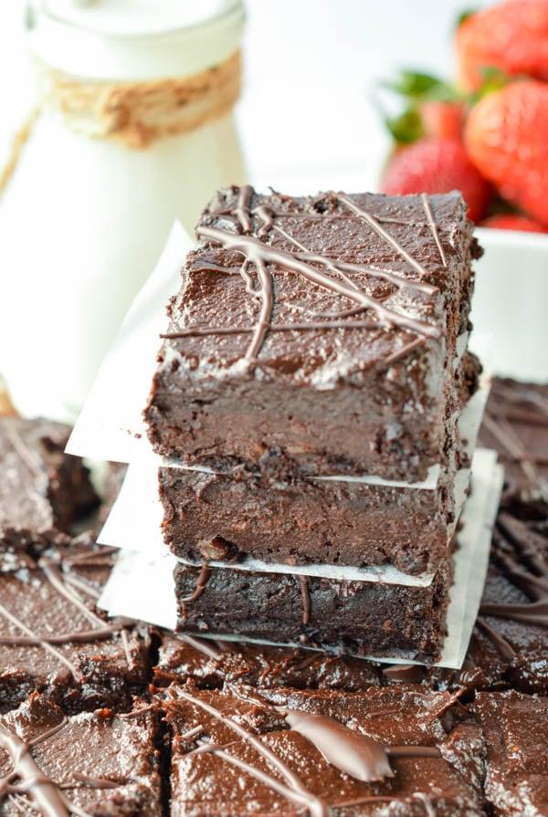 OMDetox Sugar-Free Desserts - Brownies