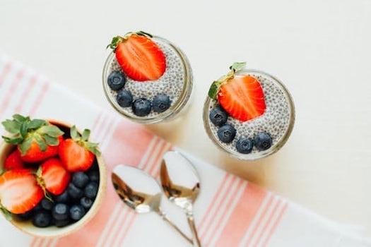 OMDetox Sugar-Free Desserts - Chia Seed Pudding