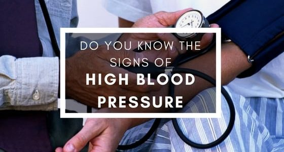 The 10 Signs and Symptoms of High Blood Pressure - OMDetox