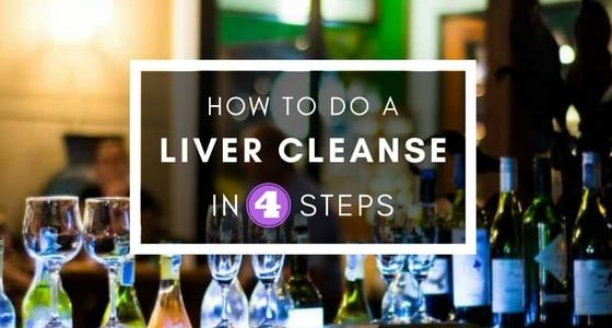 Detox Your Liver in 4 Easy Steps - OMDetox