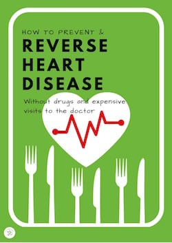 How to prevent and reverse heart disease ebook